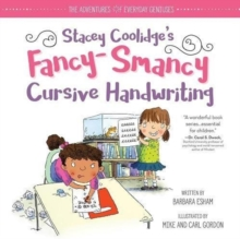 Stacey Coolidge's Fancy-Smancy Cursive Handwriting, Hardback Book
