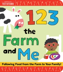 1, 2, 3 the Farm and Me, Board book Book