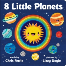 8 Little Planets, Board book Book