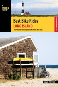 Best Bike Rides Long Island : The Greatest Recreational Rides in the Area, Paperback Book