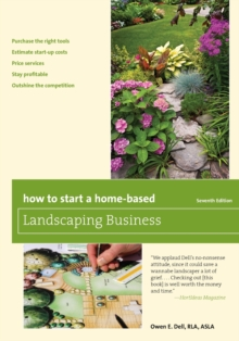 How to Start a Home-Based Landscaping Business, Paperback Book