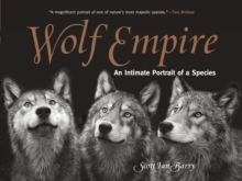 Wolf Empire : An Intimate Portrait of A Species, Paperback Book
