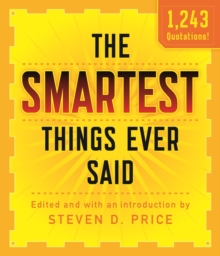 The Smartest Things Ever Said, New and Expanded, EPUB eBook