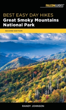 Best Easy Day Hikes Great Smoky Mountains National Park, Paperback Book