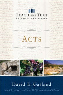 Acts (Teach the Text Commentary Series), EPUB eBook