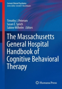 The Massachusetts General Hospital Handbook of Cognitive Behavioral Therapy, Paperback Book