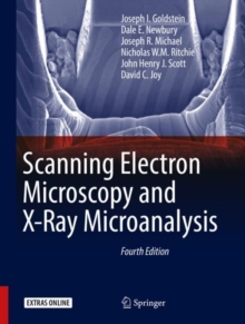Scanning Electron Microscopy and X-Ray Microanalysis, Mixed media product Book