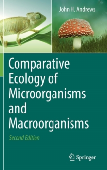 Comparative Ecology of Microorganisms and Macroorganisms, Hardback Book