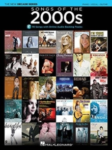 The New Decade Series : Songs Of The 2000s, Paperback / softback Book