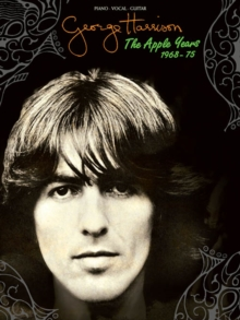 George Harrison : The Apple Years (PVG), Paperback / softback Book