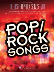 The Best Pop/Rock Songs Ever (PVG), Paperback / softback Book