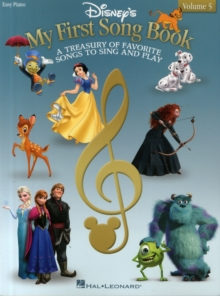 Disney's My First Songbook : Volume 5 (Easy Piano), Paperback / softback Book