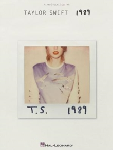Taylor Swift : 1989 (PVG), Paperback / softback Book