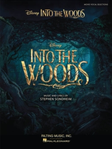 Into The Woods : Vocal Selections From The Disney Movie, Paperback / softback Book