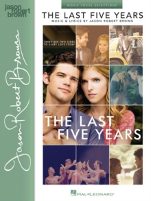 The Last 5 Years - Movie Vocal Selections, Paperback Book