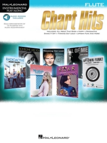 Chart Hits : Instrumental Play-Along Flute (Book/Online Audio), Paperback / softback Book