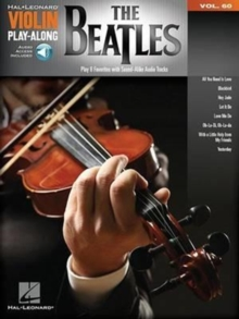 Violin Play-Along Volume 60 : The Beatles (Book/Online Audio), Paperback Book