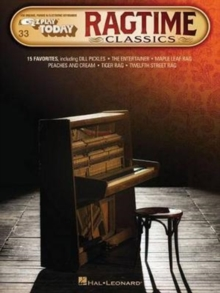E-Z Play Today 33 : Ragtime Classics, Paperback Book