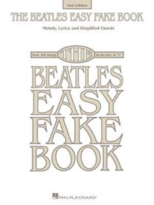 BEATLES EASY FAKE BOOK 2ND EDITION,  Book