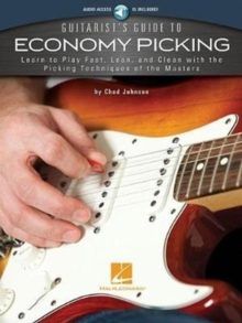 Guitarist's Guide To Economy Picking, Paperback Book