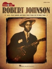 JOHNSON ROBERT STRUM AND SING GTR BK, Paperback / softback Book