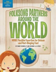 FOLKSONG PARTNERS AROUND THE WORLD,  Book