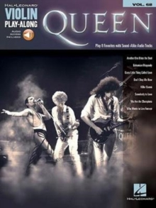 Queen : Violin Play-Along - Volume 68, Paperback / softback Book