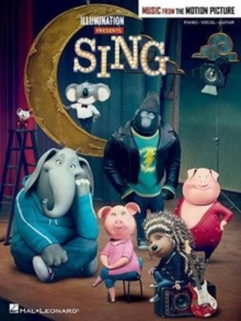Sing - Music From The Motion Picture (PVG Book), Paperback Book