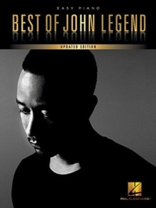 Best Of John Legend - 2017 Edition (Easy Piano), Paperback / softback Book