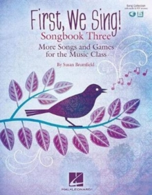 FIRST WE SING SONGBOOK THREE,  Book