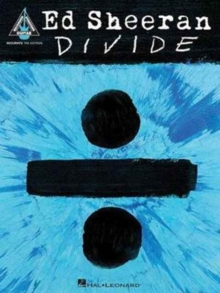 Divide : Accurate Tab Edition, Paperback Book