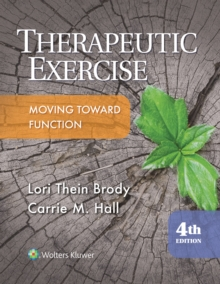 Therapeutic Exercise, Hardback Book
