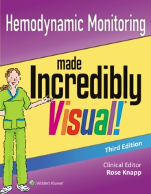 Hemodynamic Monitoring Made Incredibly Visual, Paperback / softback Book