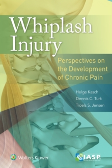 Whiplash Injury : Perspectives on the Development of Chronic Pain, Paperback Book