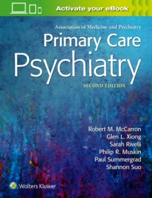 Primary Care Psychiatry, Hardback Book