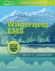 Wilderness  EMS, Paperback Book