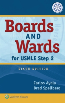 Boards and Wards for USMLE Step 2, Paperback Book