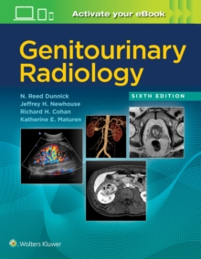 Genitourinary Radiology, Hardback Book