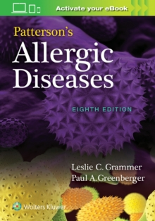 Patterson's Allergic Diseases, Hardback Book