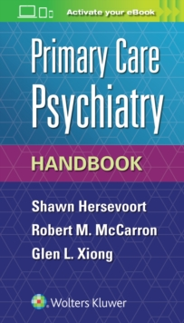 Primary Care Psychiatry Handbook, Spiral bound Book