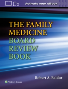 The Family Medicine Board Review Book, Paperback Book