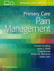 Primary Care Pain Management, Paperback / softback Book