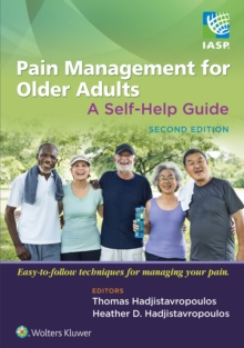 Pain Management for Older Adults, Paperback Book