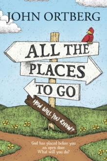 ALL THE PLACES TO GO,  Book