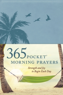 365 Pocket Morning Prayers, Leather / fine binding Book