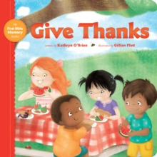 Give Thanks, Board book Book