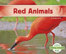 Red Animals, Paperback Book