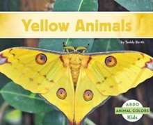 Yellow Animals, Paperback Book