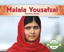 Malala Yousafzai : Education Activist, Paperback Book