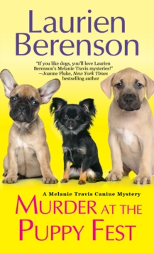 Murder at the Puppy Fest, Paperback / softback Book